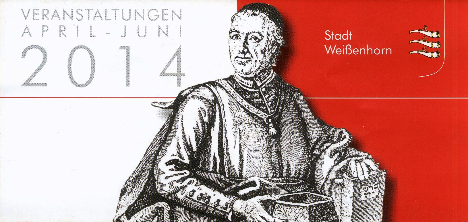 Sailer Veranstaltungen Kalender Flyer Stadt Apr Jun